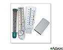Peak flow meter use - Series